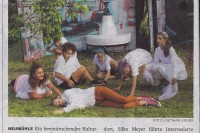 SVZ Artikel: Kultursommer Neumühle 2013