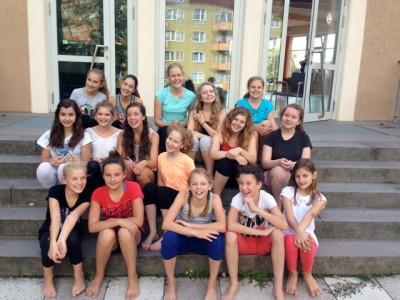 Junior-Ensemble 2014/2015