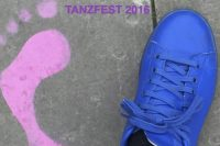 Plakat Tanzfest 2016
